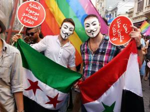 gays in syria