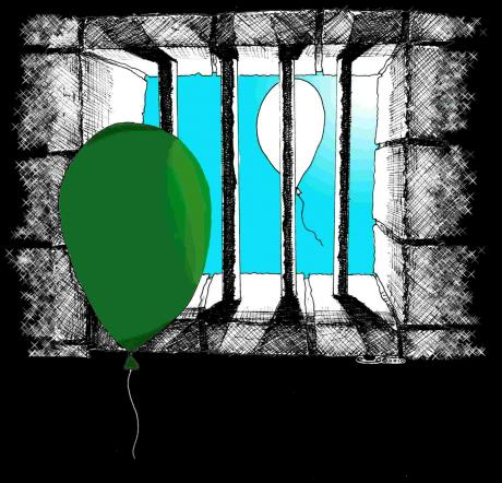 Jafar Panahi jail copright Kaveh Adel 2010 web