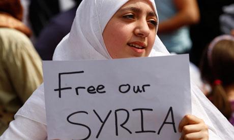 anti-Assad-demonstration--007