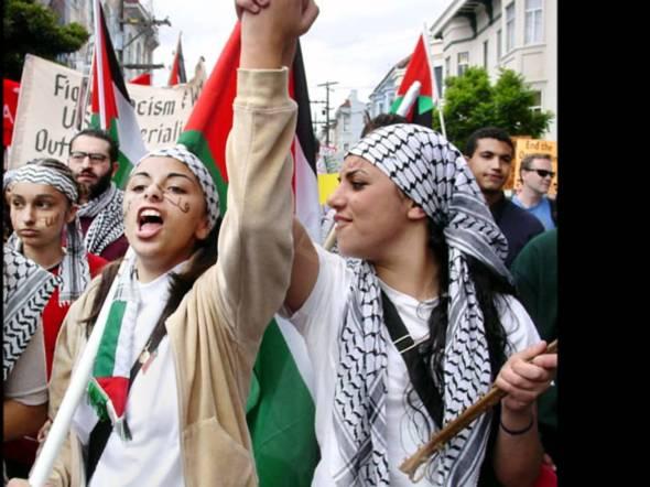 palestine, feminism