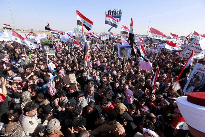 iraqi spring
